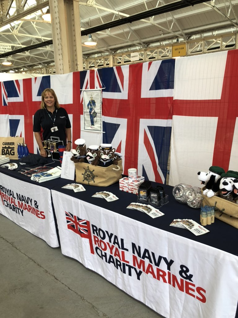 RNRMC at HMS Duncan homecoming