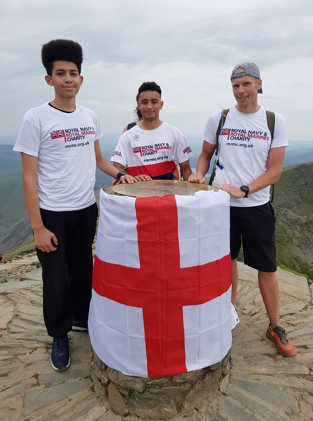 AB Dhillon Walters Climbed Mount Snowdon 18 Times For 18th Birthday