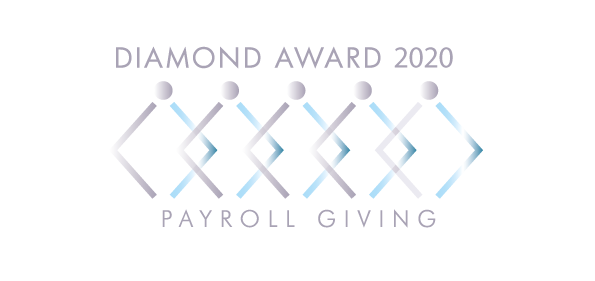 RNRMC are Payroll Giving Diamond Quality