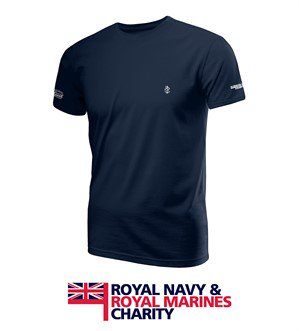 84409d06753 Official RNRMC Army vs Navy t-shirt launched | The Royal Navy and ...