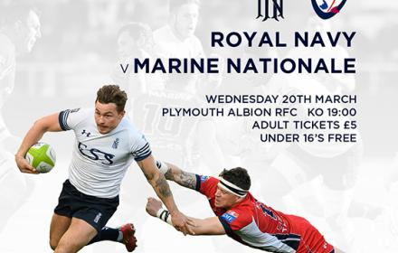 Royal Navy v Marine Nationale