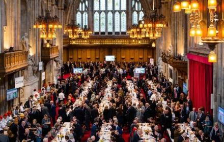 The Lord Mayor of London's Big Curry Lunch