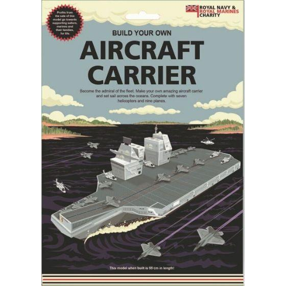 Build your own aircraft carrier