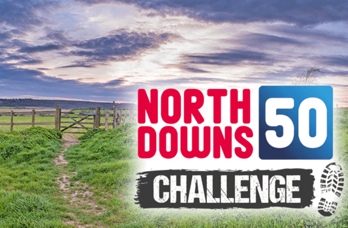 Take on the 50km North Downs challenge.