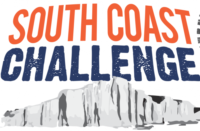 The South Coast Challenge - Take on some of England's finest scenery as a Walk, Jog, or a Run.
