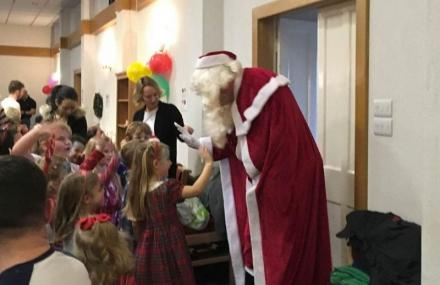 Commando Logistics Regiment RM - Children's Christmas party 2019