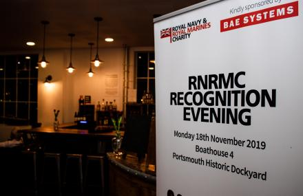 RNRMC annual recognition event at Boathouse 4 to celebrate supporters